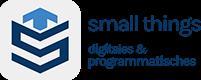 small things gmbh logo